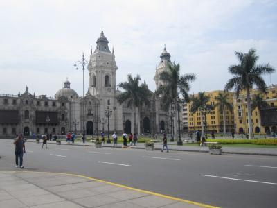 ペルー、リマ。