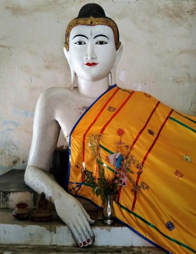 Grabタクシーでヤンゴンの南へ。行きはよいよい帰りは…。~自己最長二十七泊、ミャンマーの旅~
