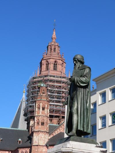 心の安らぎ旅行(2019年5月 Mainz マインツPart26 Dom 大聖堂♪)