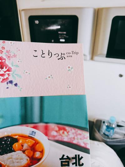 初台湾は1泊で!ことりっぷ1冊で満喫の旅~1日目はパイナップルケーキを求める