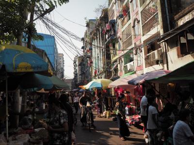 2019年の年末年始、ミャンマー8日目(最終日)もヤンゴン あぁ帰りたくない
