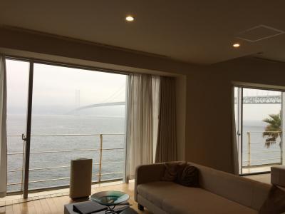 大人女子旅in神戸舞子~HOTEL SETREのスイートルームで明石海峡大橋を眺めながら優雅にまったり