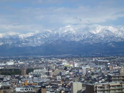 富山から白川郷・高岡・新湊・氷見 3(高岡瑞龍寺・富山)