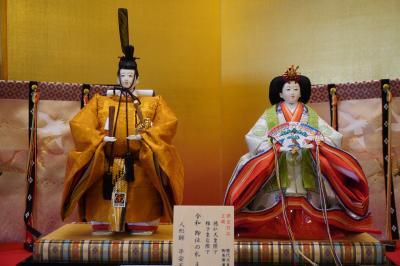 長谷寺の「だだおし」から二見のひな祭りなど(二日目)~外宮で朝粥を食べて「おひなさまめぐり in 二見」へ。斎宮跡・松阪も改めて味わいます~