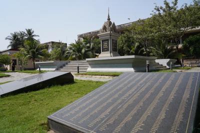 初カンボジアはプノンペンから地方都市へ 2日目