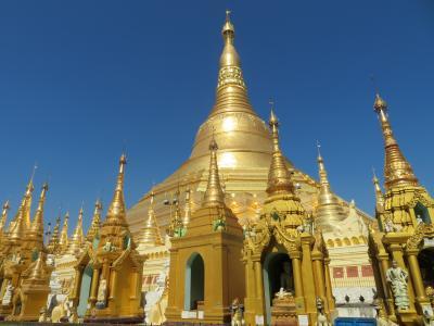修行僧マリーが行く修行の旅ビルマ(ビジネスクラス&クアラルンプール&Grab&ヤンゴン市内観光)
