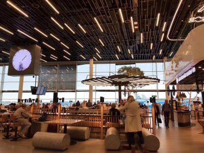 ロンドン ロッテルダム アムステルダム 建築をめぐる1人旅 -7日目- スキポール空港より帰国・お土産