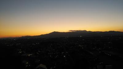 神奈川県 大山、下神社から上神社まではとんでもない(心臓バクバク、足ガクガク)