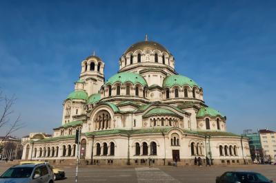 【2020海外】2泊4日でチェコ&ブルガリア #06 ~ソフィア編 散策午前の部 主要スポットを徒歩で回る~