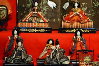Japan 所沢のお雛さま