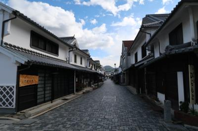 どこかにマイルで山口・広島1 白壁のまち柳井と佐合島ミニ島歩き