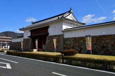 京都府:福知山城、田辺城、園部城、二条城、妙顕寺城(その2)