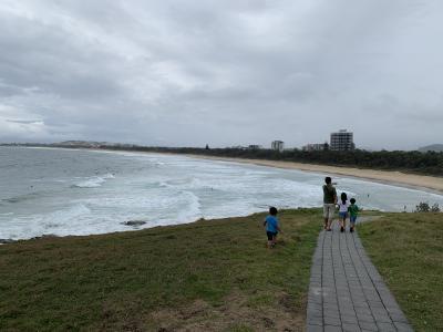 子連れ(9歳、6歳、3歳)でオーストラリア東海岸(シドニー~コフスハーバー)ドライブ旅行☆その①