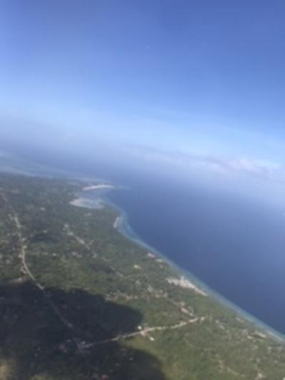 ダイビングの旅(o^^o):①マニラの空港でSIMをgetする。