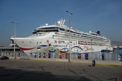 ヨーロッパ・クルーズとバックパックの旅(その3ベニス出港~ドブロブニク、コトルは嵐でキャンセル)