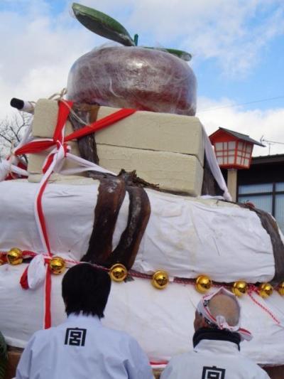 令和2年  国府宮はだか祭り 大鏡餅奉納パレード