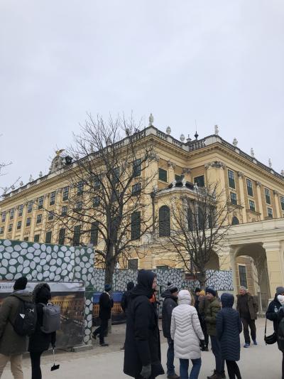 2019年年末~2020年正月 ヨーロッパ家族旅行 ウィーンへ  12/29