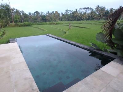 雨季のウブドの過ごしかた ◇ 食べて、歩いて、絵を描いて(3泊6日)Vol.2 ~ Villa among the rice fields