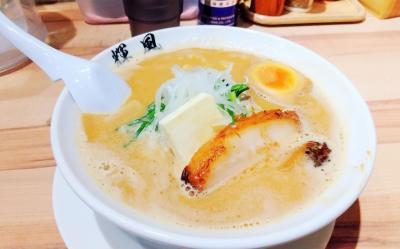 極寒の札幌でいただく濃厚味噌ラーメンは最高に美味しかった!!!