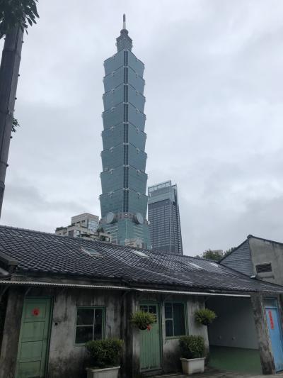 週末台湾 こんな時期だけど楽しみました 2日目