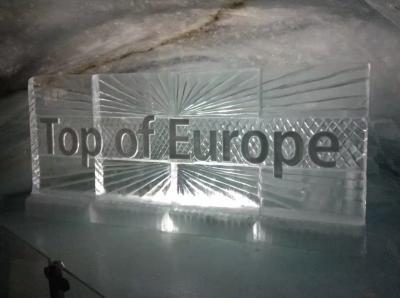 スイス、イタリア等6か国周遊15日間その2、登山鉄道ユングフラウヨッホ