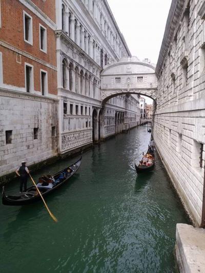 祝♥️卒業記念旅行母子旅 その1(イタリア) 2日目ベネチア