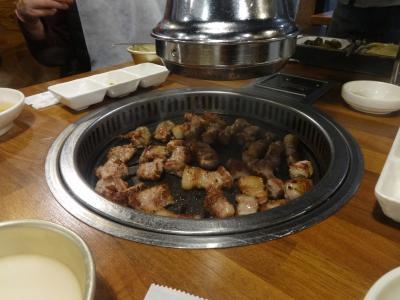 新年家族旅行in韓国⑤ 仁寺洞~明洞・東大門再び
