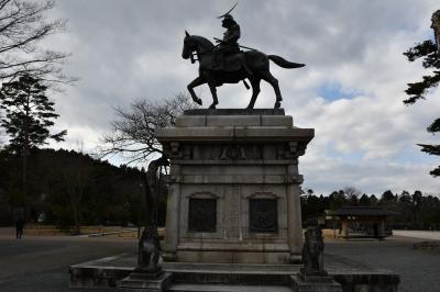 青葉城と仙台市内