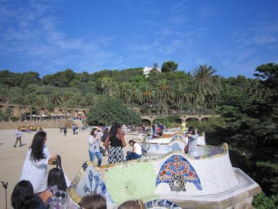 スペイン&ドイツの旅 その1 バルセロナ編