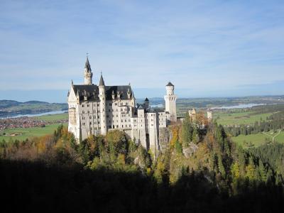 スペイン&ドイツの旅 その2 ノイシュヴァンシュタイン城編
