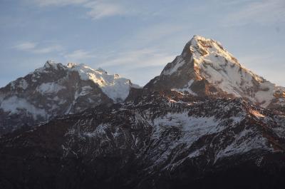 ネパール初めてのトレッキングNO1プーンヒルを目指せ!