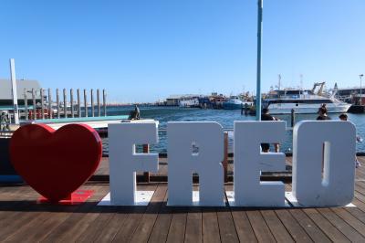 クオッカに会いにオーストラリアへ:1:フリーマントル