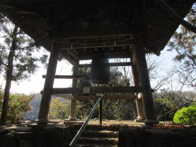 坂東観音霊場巡り(4)鎌倉杉本寺境内にて。