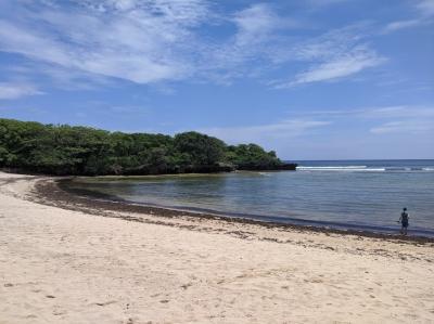 023)アホな夫婦のバリ/ヌサドゥア【3日目:Nusa Dua Beach で まったり】