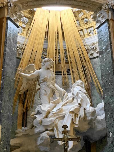暮らすようにローマ教会巡り(6)テルミニ駅周辺の教会
