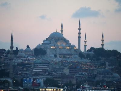 Business Class Honeymoon Vol.5-イスタンブール観光②-