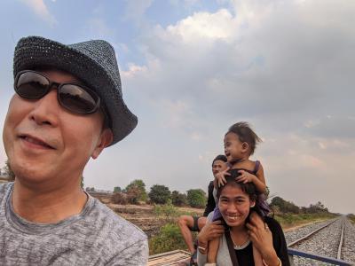 カンボジア周遊の旅(5/6)バッタンバン編