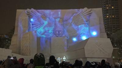 4人で行く冬の北海道①~雪まつり編~