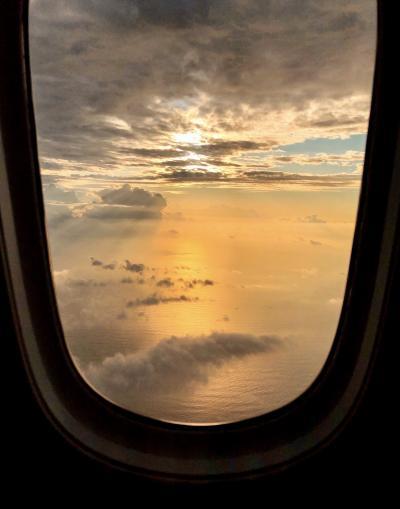 空旅とラウンジ訪問 @Kuala Lumpur