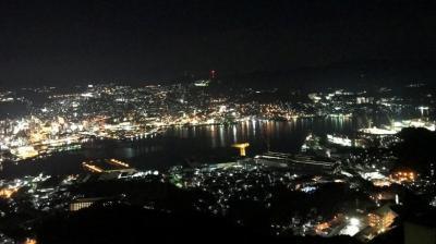 長崎ひとり旅1<空港・ホテル・「三大◯◯」なスポット