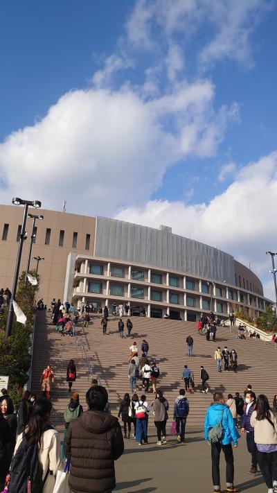 福岡→中津→小倉→唐津→熊本  ヤフオクドームでライブのついでにたまには国内旅行その1
