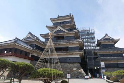 2020 Feb. クラブラウンジに入り浸り 松本城だけ観光 2泊3日 Day2