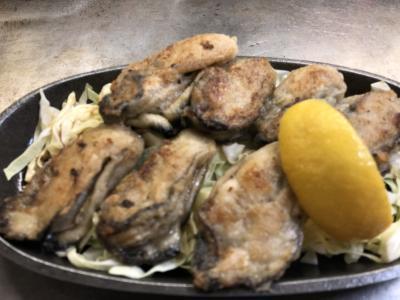 絶品牡蠣 !