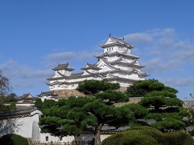 姫路城と六甲山超え有馬温泉