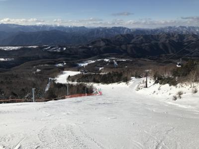 雪不足の2019~20シーズン、日帰りスキーも厳しめ(ガーラ、湯沢中里、ハンターMt塩原)