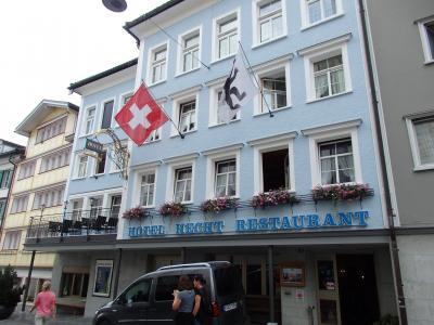 2019夏のスイス旅【39】アッペンツェルで3泊したホテル・ヘヒト