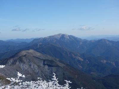 2020 奈良県 父子2人旅~ 三峰山(1,235m)、高見山(1,248m) ~ 雪山登山編 ~ 修行と極楽 ~