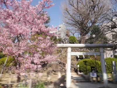 明治神宮・鳩森八幡神社・日本オリンピックミュージアム☆泥人形☆2020/02/21