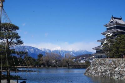 2020 Feb. クラブラウンジに入り浸り 松本城だけ観光 2泊3日 Day3