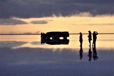 マチュピチュ・ウユニの旅--ウユニ塩湖①--